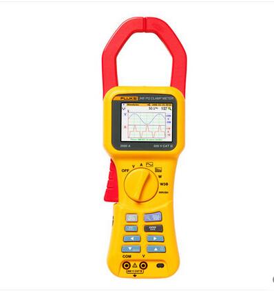美国福禄克Fluke 345手持式谐波钳表