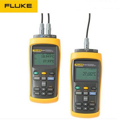 美国福禄克FLUKE 1523/1524手持式高精度参考测温仪