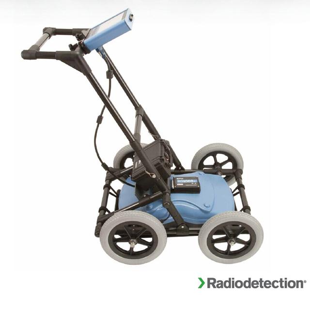 英国雷迪Radiodetection,RD1000+ 探地雷达,非金属管线探测仪