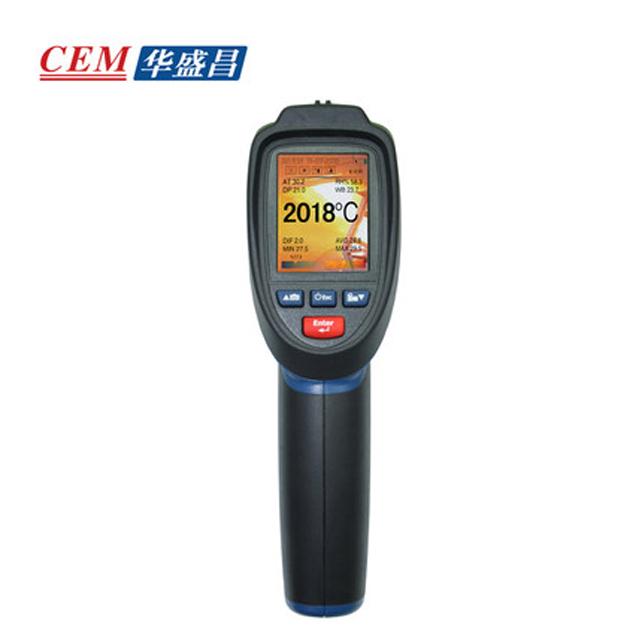 CEM华盛昌DT-9860/9861/9862专业型红外线测温仪