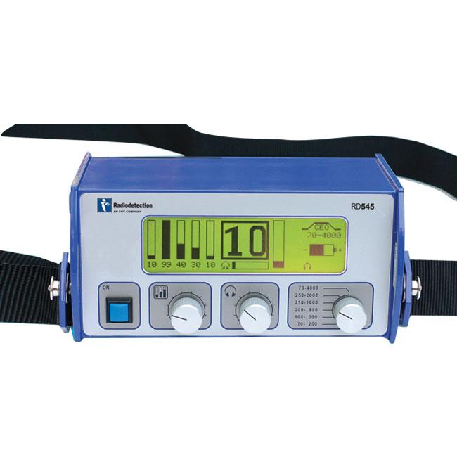 英国雷迪Radiodetection,RD545多功能数字听漏仪,漏水微信免费红包群号